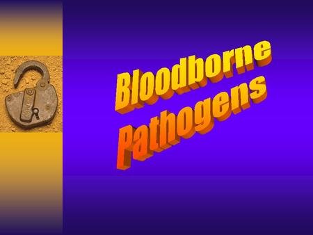 What Are Bloodborne Pathogens? Bloodborne pathogens are microorganisms such as viruses or bacteria that are carried in blood and can cause disease in.