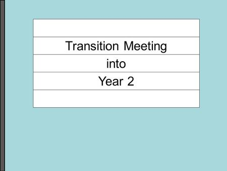 Transition Meeting into Year 2. AGENDA 1. Criteria for progression from level 1 to level 2 2. Academic choices at level 2 Options and Electives Year Abroad.