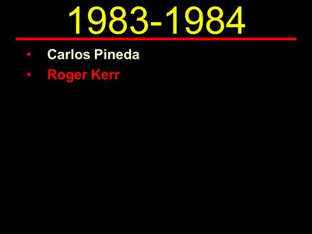 1983-1984 Carlos Pineda Roger Kerr. Roger Kerr, Los Angeles, CA 49 year old male with 6 month history of wrist pain and swelling. Past medical history.
