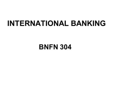 International Business Chapter 1 Test