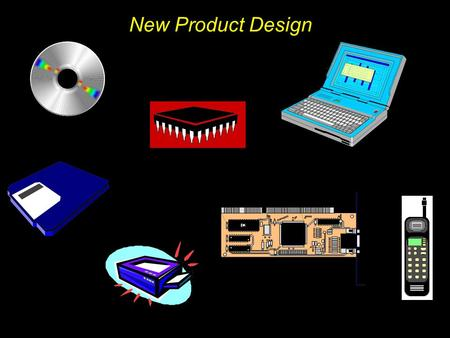 New Product Design. New Product Development Definition New Product Development is a process which starts from a motivating goal, moves through an idea.