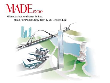 THE EXHIBITION MADE expo is:  The leading international trade show in Italy for design and building;  The best opportunity for business between manufacturers.