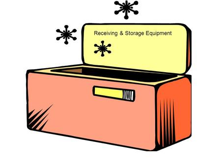"Receiving & Storage Equipment. Receiving Equipment ""It is easy to take your refrigerator for granted. It's smart to treat it like one of your most valuable."
