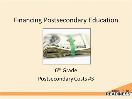 costs of a postsecondary education High school graduates in the united states have a variety of options to choose  from when considering post-secondary education, such as.