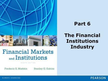 Chapter 17 Banking and the Management of Financial Institutions