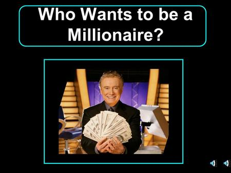 Who Wants to be a Millionaire? $100 What is the unit used to measure force? A. Joule C. Celsius B. Watt D. Newton.