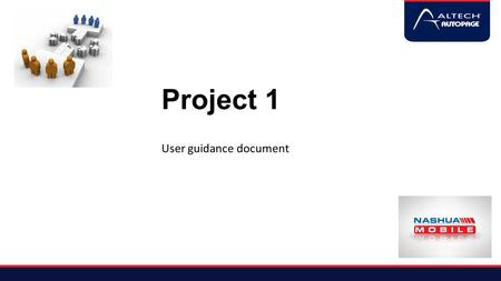 Project 1 User guidance document. Project 1 Key Pillars  Systems Flagging IVR treatment - to agent straight away - Priority No historical data at all.