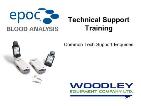 Technical Support Training Common Tech Support Enquiries.