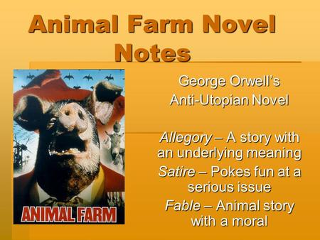 Dracula essay themes for animal farm