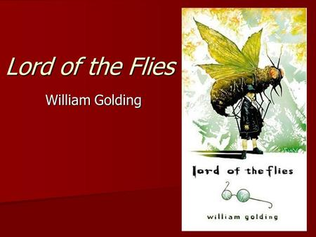 william golding used heavy symbolism in the novel lord of the flies The matters that the novel is focused on are power, nobility, brutality, anarchy, and organization background the original version of the lord of the flies was released in 1954 by william golding, one of the veterans from world war ii during the time of its original publication, humanity was under the tension of the cold war.