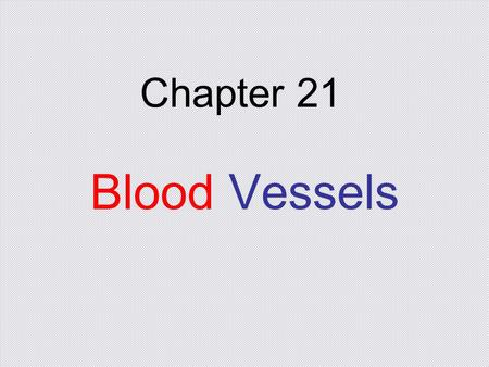 Chapter 21 Blood Vessels. Direction of Flow Heart to aorta to arteries to arterioles to capillaries. Capillaries to venules to veins to vena cava to heart.