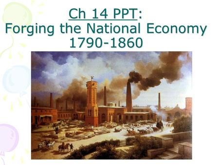 economy of america in late 1700s