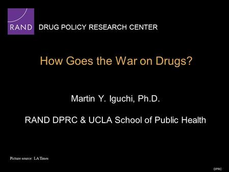 an introduction to the national drug control policy marijuana --r gil kerlikowske, director of the office of national drug control policy 1 introduction tobacco and alcohol use by american high school students has been declining since the mid-1990s marijuana use followed a similar trend until the mid-2000s, when, according to data from monitoring the future, there was a 3 to 4.