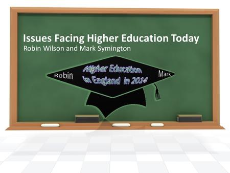 Higher Education Masters