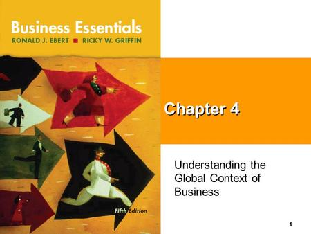 Understanding the Global Context of Business