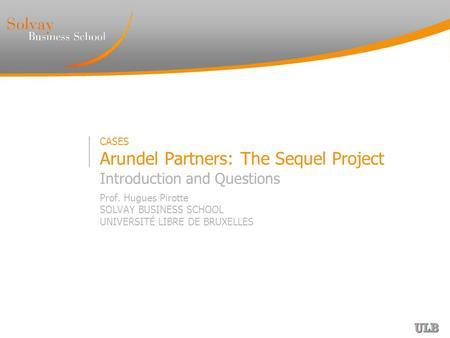 arundel partners solution