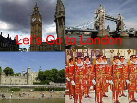 "Let's Go to London. A trip to London ""The world is a book and those who don't travel read only one page"" St. Augustine."