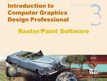 Raster/Paint Software