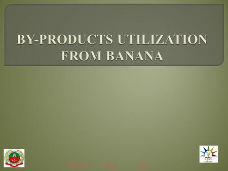 Previous NextEnd. INTRODUCTION Banana is a <strong>fast</strong> growing and high biomass-yielding plant. <strong>India</strong> is the largest producer of banana next to mango. The major.