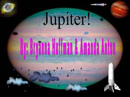 Jupiter is the largest planet in the solar system. It orbits the Sun in 11.8623 Earth years. Jupiter is really a small star, large enough for gravitational.