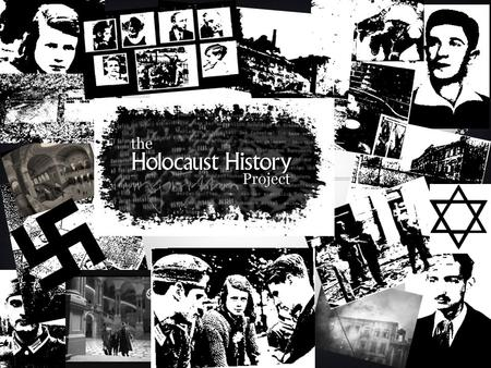Starting on April 19 th, 1943, the Jewish resistance fought back against the Nazi troops that were invading the Warsaw Ghetto. On May 16 th, 1943, the.