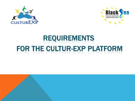 TO ENABLE THE CROSS-BORDER EXCHANGE OF CULTURE BY PROVIDING AN INNOVATIVE, MULTILINGUAL IT PLATFORM, BASED ON AVAILABLE OPEN SOURCE SOCIAL PLATFORM SOLUTIONS.