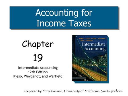 Accounting 12th Edition Keiso