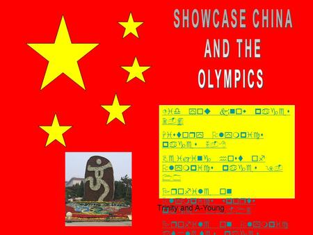 Did you know pages 2-4 History Olympics pages 5-8 Beijing host of Olympics pages 9- 10 Profile on Olympics sports pages 11-13 Profile on Olympic athletes.