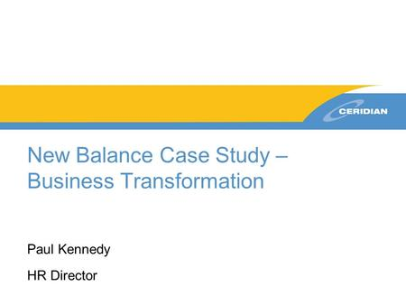 New Balance Csr Case Study