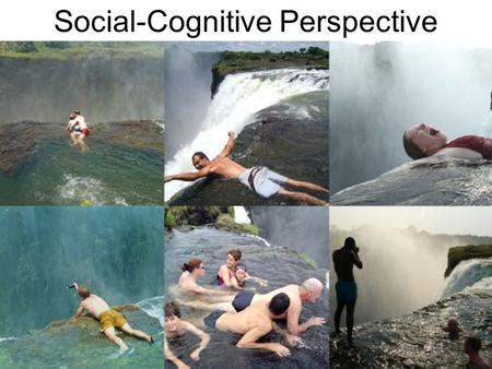 Social-Cognitive Perspective. Remember Bandura? Social learning Linked traits with our current situations.