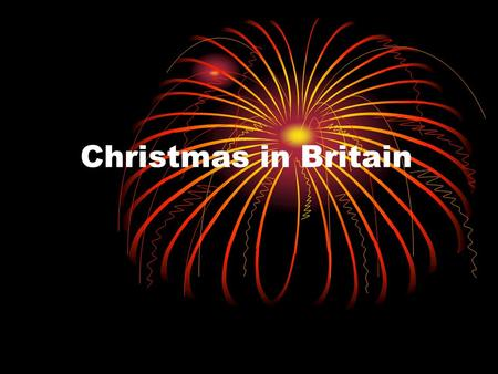 Christmas in Britain. Christmas is Britain's most popular holiday. Its traditions and early ceremonies were rooted in pagan beliefs and date back hundreds.