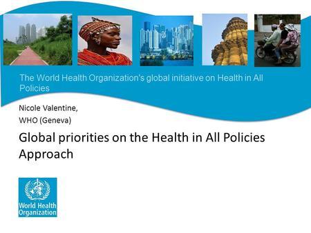 Priority-setting in global health