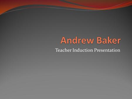 Teacher Induction Presentation. A little bit about me… I work at Wiggins High School / Middle School I am the art teacher for both schools I teach 6 th,