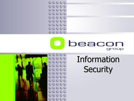Agenda  Introduce key concepts in information security from the practitioner's viewpoint.  Discuss identifying and prioritizing information assets through.