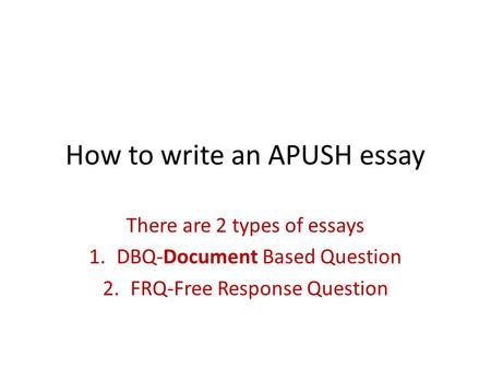 Good thesis statement for descriptive essay
