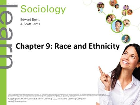 Chapter 9: Race and Ethnicity