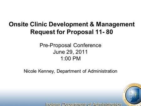 Proposal (business)