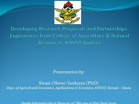 phd thesis agricultural economics (a) entry requirements  1 for admission to the phd agricultural economics programme, candidates should have successfully completed the mphil degree in agricultural economics or an msc degree in agricultural economics or economics from an approved university and which should have included the writing of a substantial thesis, or an msc degree with distinction in a relevant discipline.