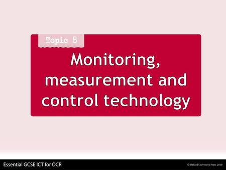 Monitoring, measurement and control technology. Definition of data logging Data logging – collecting data automatically from sensors over a certain period.