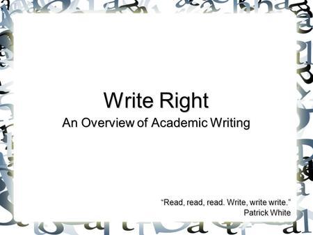 passionate third tierce essay