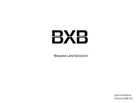 """Bespoke Land Solutions"""