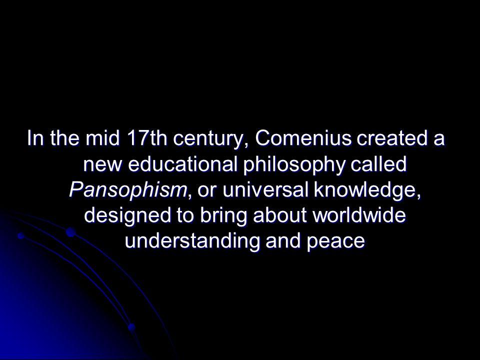 John Locke An English philosopher, set out the principles of empiricism.
