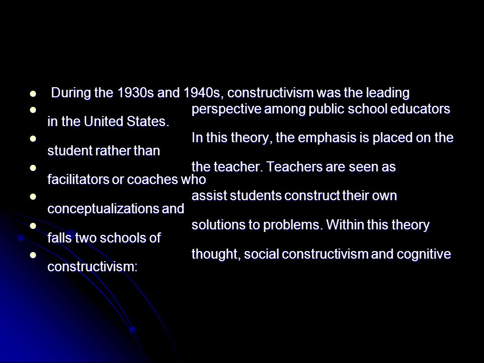 1.Lev Vygotsky, a Russian psychologist and philosopher in the 1.
