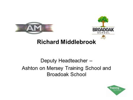 Ashton on Mersey Training School and Broadoak School
