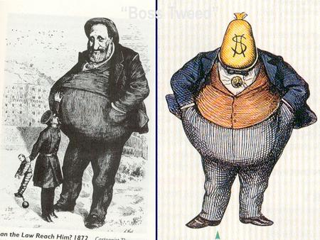 """Boss Tweed""."