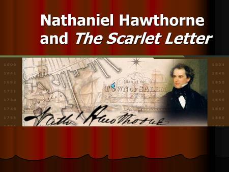 the ministers anguish in nathaniel hawthornes the scarlet letter In the minister's black veil: a parable and the scarlet letter by nathaniel hawthorne, the ministers, arthur dimmesdale and.