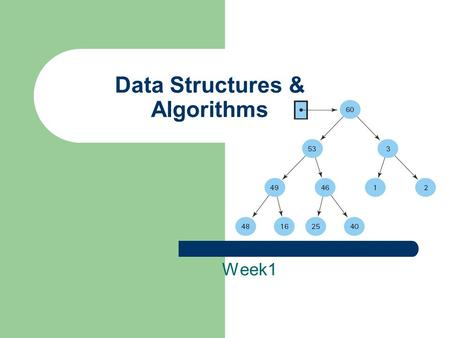 Data Structures & Algorithms Week1. Contents Textbook Grade Software.