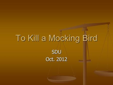 the concept of morality in to kill a mockingbird a novel by harper lee Literature study guides to kill a mockingbird  themes in harper lee's novel to kill a mockingbird  morality occupies a central place in to kill a.