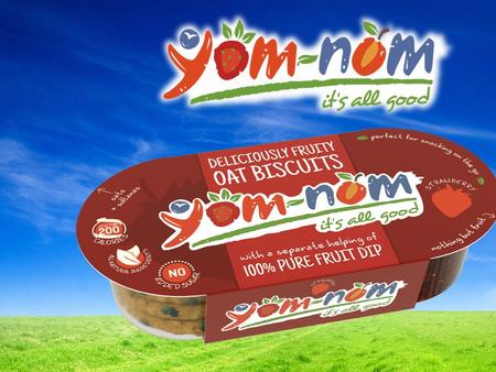 Page 1. Page 2 Yom-Nom is dedicated to making healthy food more accessible to the modern-day consumer by providing convenient ready-to-eat healthy snacks.