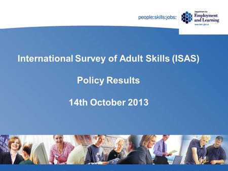 Survey of Adult Skills PIAAC - OECD
